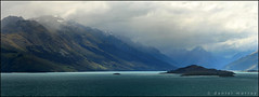 lake wakatipu (Daniel Murray (southnz)) Tags: newzealand mountain lake tree water island pig pigeon nz southisland queenstown wakatipu glenorchy southnz