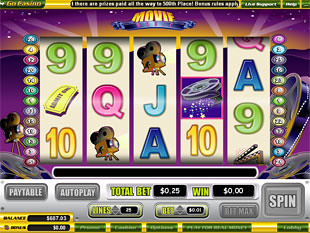 Movie Magic slot game online review