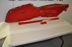 """5th Gen Camaro Door Panels - Custom Painted With SS Emblems • <a style=""""font-size:0.8em;"""" href=""""http://www.flickr.com/photos/85572005@N00/4929212329/"""" target=""""_blank"""">View on Flickr</a>"""
