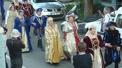 Scènes de la parade costumée de Bastelica