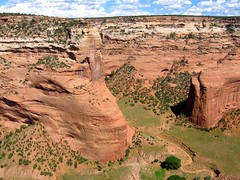 Canyon de Chelly - 55 (Glen Edward McQuestion) Tags: arizona southwest desert canyondechelly anasazi cliffdwelling rockart navaho americansouthwest
