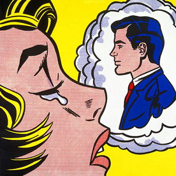 Roy-Lichtenstein-Thinking-of-Him