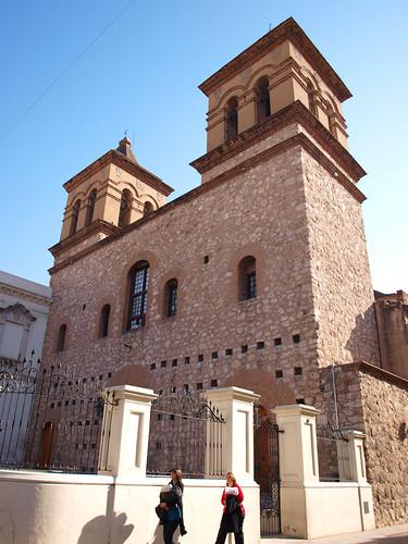 Córdoba: Iglesia de la compañía de Jesús