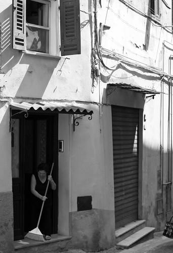 Old Town in Ventimiglia -2
