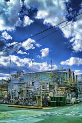 factory (SAKYOKER) Tags: kyoto sigma hdr dp1