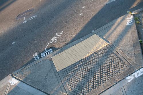 Sidewalk numbers