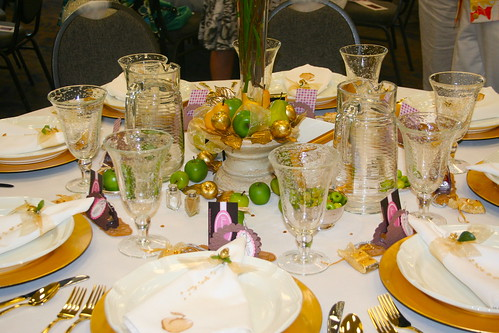 Jubilee of Tables: Apples of Gold Table