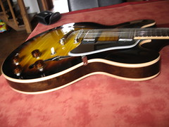 CLAUDY gibs 335 profil (claudy pairoux) Tags: guitars gibson collector