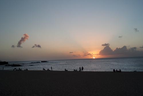 CB0901.080 Waimea Oahu Hawaii M8.2sx35a#