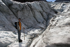Glacier Walk young man with backpack and icepick (!.Keesssss.!) Tags: newzealand people nature rock horizontal standing outdoors photography holding day adult fulllength happiness glacier adventure franzjosefglacier backpack cheerful youngadult exploration adultsonly oneperson gettyimages toothysmile handsinpockets royaltyfree casualclothing icepick traveldestinations colorimage onlymen southislandnewzealand oneyoungmanonly onemanonly 2024years theflickrcollection keessmans 138ksgetty