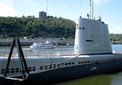 USS Requin.