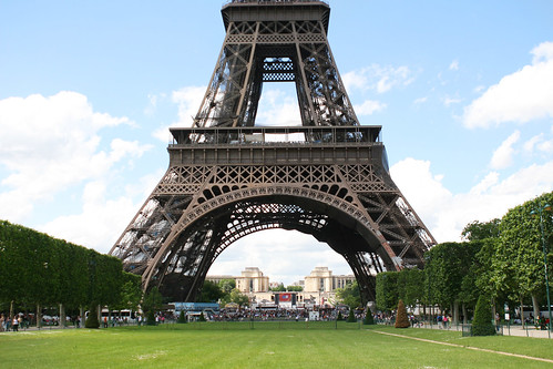 photo of the day eiffel tower