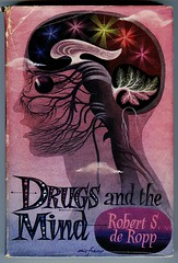 drugs and the mind (unexpectedtales) Tags: old fiction art robert illustration work vintage paper de book back artwork s paperback cover 1950s pulpfiction novel covers pulp sleaze ropp