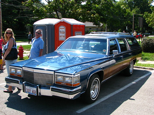 Cadillac Station Wagon A Photo On Flickriver