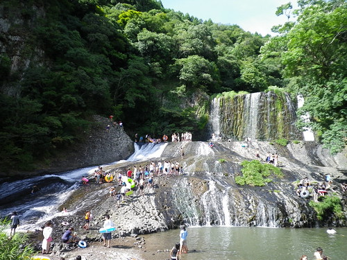 竜門の滝2