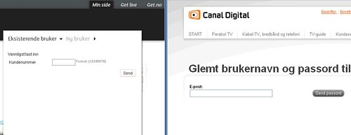 Get vs Canal Digital