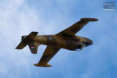G-CFBK - K167-113 - EEP JP 4091 - Private - BAC 167 Strikemaster MK80A - Little Gransden - 100829 - Steven Gray - IMG_4676