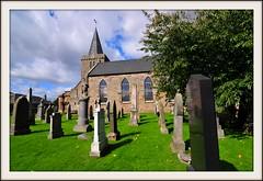 Kilrenny Church, East Neuk, Fife (Inzievar) Tags: church nikon fife kilrenny eastneuk