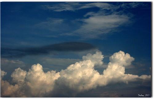 La course des nuages