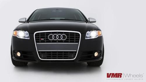 audi s4 avant b7. Audi B7 S4 Avant with VMR