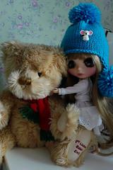 blythe and teddy