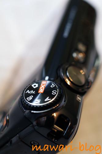 FinePix F300EXR -04 control dial