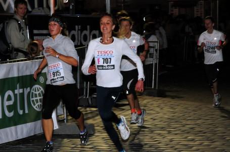 ZAČÁTEČNÍCI: Poprvé poběžím noční závod