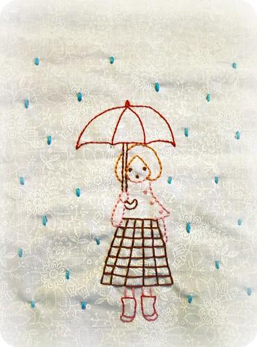 Rainy Girl for Jesse