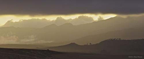 Dawn near Swart Rivier
