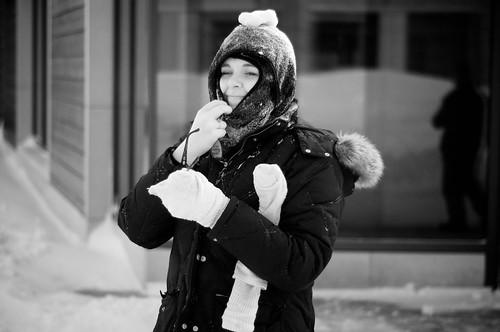 Snowly Crap!