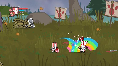 Castle Crashers: Pink Knight