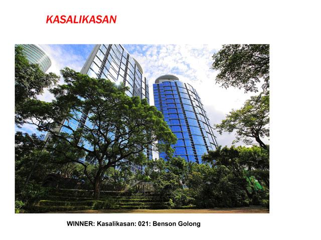 Kasalikasan by Benson Golong