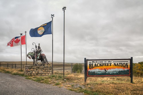 Welcome to Blackfeet Nation