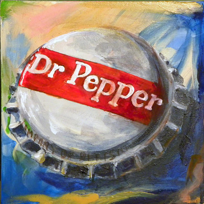 Pop Art 1 Dr Pepper by sueism1