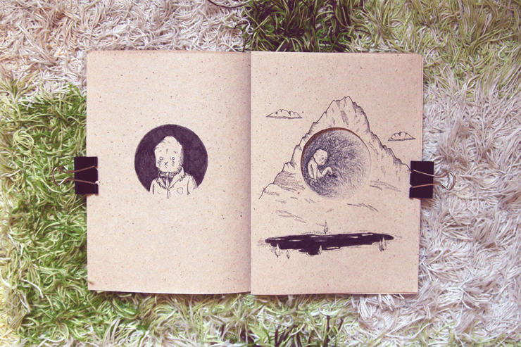 zine pages 2+3