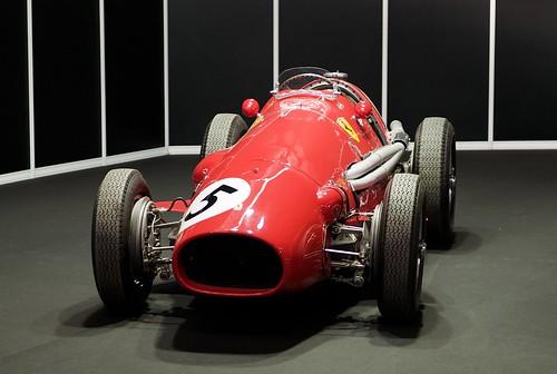 L9771097 - Motor Show Festival Ferrari 500
