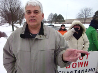 Anti-Torture Vigil - Week 35: A Conversation with Doug