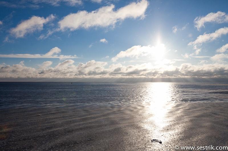 PrincessMaria - рассвет на море