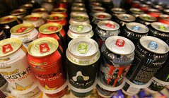 Energy Drinks (Photo copyright KRT)