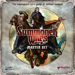 Summoner Wars Master Set (simpsonflickr) Tags: illustration magic fantasy players boardgame simpson ~ ccg remindsmeof similarto tacticalgame betterthan summonerwars masterset plaidhatgames