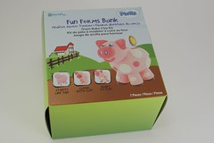 Fun Forms Piggy Bank Kit