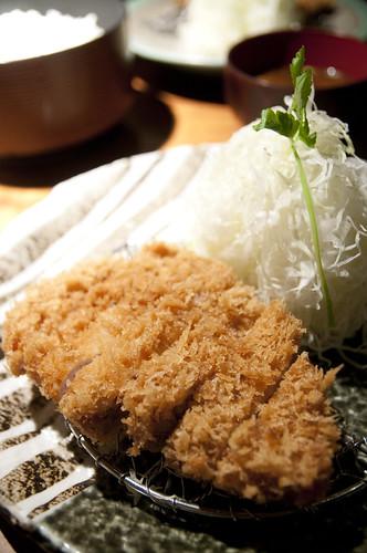 桃園豚ロースかつ膳, 名代とんかつ かつくら 京都三条, 新宿タカシマヤ