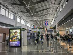 Newark Liberty Airport (EWR) Newark NJ (mbell1975) Tags: dulles virginia unitedstates us newark liberty airport ewr nj new jersey usa america lughawe lufthavn flughafen aeropuerto aéroport aeroport aeroporto vliegveld lufthamn havaalani aerodrom terminal