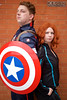 IMG_1811.jpg (Neil Keogh Photography) Tags: shield marvel theavengers stars blue cosplayers armour pants tv comics red female backpack male top jumpsuit film brown wintersoldier videogames boots black cosplay captainamerica marvelcomics blackwidow white