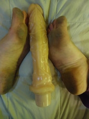 Feet + Dildo (SmellyFeetBoy) Tags: dildo twink boy young small tiny big large size difference gay penis dick cock silicone solo homo homosexual veiny male man guy little fag faggot vibrator dirty smelly stinky nasty gross filthy foot fetish feet toes white smooth bare barefoot barefeet soles sole