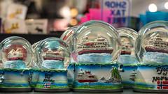 Snow globes (neil.bulman) Tags: norway cruise scandanavia thomson landofthemidnightsun alesund souvenir snowglobe thomsoncelebration møreogromsdal no