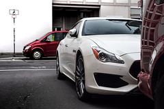 """Fourdoor"" (LKA99) Tags: cars maserati italy germany quattroporte luxury luxurycar sedan limousine"