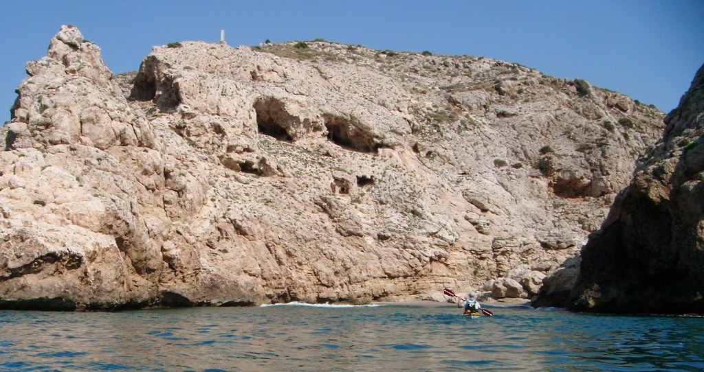 Cabo de Gata en kayak 618