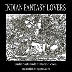 Indian Fantasy lovers - Artist Anikartick (INDIAN ARTIST GALLERY welcomes You - ANIKARTICK) Tags: flowers stilllife india seascape abstract art illustration pen pencil painting sketch paint artist drawing contemporary watercolour illustrator sketches madurai tamilnadu artworks conceptart indianart landscapepainting natureart oilcolour indianwomen indianpaintings indiancinema backgroundart indianpainting greatartist artistwork indiandrawings indianbeauty indianlady chennaitamilnaduindia postercolour indianartist chennaiartist sceneryart indianscupture flickrindia chennaianimation indiangreatartist chennaianimator indiananimation chennaiart indianfantasy indiananimator chennaipainting calenderart indiansketches indianpendrawings indianlinedrawings