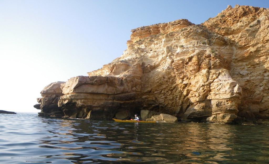 Cabo de Gata en kayak 306